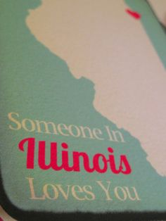 ILLINOIS love.