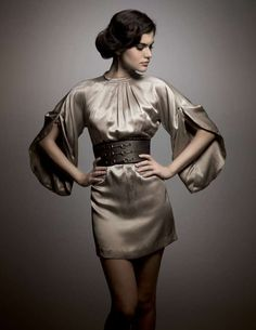 Kimono Sleeves & Gladiator Belts by Innocence and Arsenik