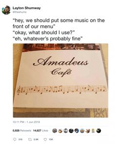 The Best Music Memes for Classical Musicians — Musicnotes Now Source by musicnotescom Piano Y Violin, Cello, Musician Memes, Band Problems, Flute Problems, Memes Marvel, Music Jokes, Funny Music, Band Jokes
