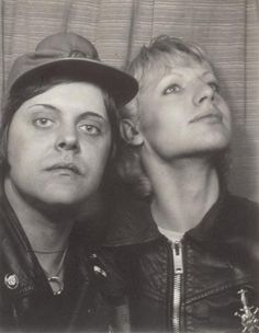 Genesis P. Orridge and Val Denham, 1979