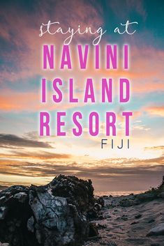 Planning your holidays in Fiji? Read our review of Navini Island Resort, a bucket list-worthy and exceptional hotel in Fiji.