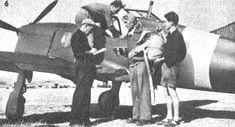 Ambrosini SS.4 / SAI 107 - 207 - 403 - GOT Threads - Obscure Airplanes ...