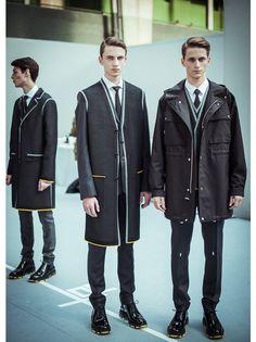 Voir toutes les images du défilé Dior Homme automne-hiver 2015-2016