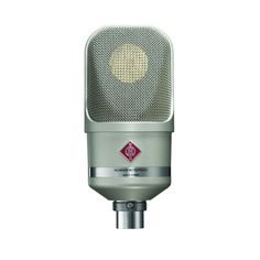 Neumann TLM 107 Multi-Pattern Large Diaphragm Condenser Microphone (Nickel) #studio