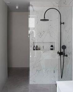 Most popular ways to elegant bathroom design trends 6 – fugar Bathroom Renos, Bathroom Renovations, Master Bathroom, Washroom, Bathroom Bath, Bathroom Ideas, Bathroom Cabinets, Bathroom Styling, Master Bedrooms