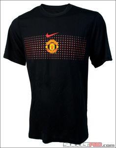 Nike Manchester United Legend T-shirt - Black...$24.99 I NEED this shirt