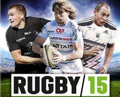 "On Rugby Rugby e videogiochi: da oggi in vendita ""RUGBY 15"" » On Rugby"
