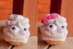 CROCHET PATTERN - Mummy Beanie. $3.50, www.etsy.com/shop/sweetdecemberhats