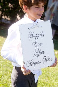 Perfect for that someone who is too old to be a flower girl/ringbearer and too young to be a bridesmaid/groomsman