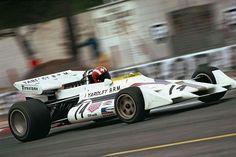 1971 French GP, Paul Ricard : Jo Siffert, BRM P160 / V-12 #14, Team Yardley-BRM, 4th (ph: f1elites.com)