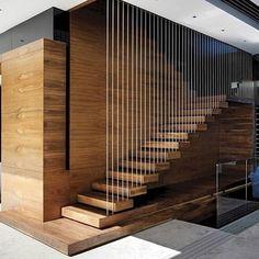 Scala in legno #wooddesign #woodland #woodwork #woodline de luigi_smecca