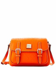 58f00deaec Dooney   Bourke Safari Retro Small Leather Crossbody Medium Crossbody Bags