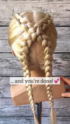 dutch braid short hair - dutch braid _ dutch braid tutorial _ dutch braid hairstyles _ dutch braid step by step _ dutch braid tutorial step by step _ dutch braids with extensions _ dutch braid pigtails _ dutch braid short hair Cool Braid Hairstyles, Easy Hairstyles For Long Hair, Braids For Short Hair, Wedding Hairstyles, Updo Hairstyle, Protective Hairstyles, Dutch Braided Hairstyles, Thin Hairstyles, Wedding Updo