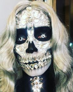 25 Last-Minute Celebrity Halloween Makeup Ideas to Steal from Instagram: Kendall Jenner, Adele, and More - Vogue