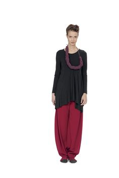 T-shirt M13IT055 1375 http://www.martinomidali.com/store/it/t-shirt-and-top/t-shirt-lunga.html  Pantaloni M13IT052 2091