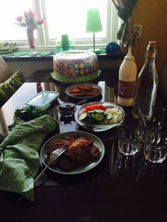 Fermo Kurdish Food, Table Settings, Place Settings, Tablescapes