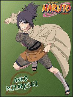 anko naruto Sexy from