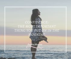 Confidence is so hot!  Inspiring quotes on life and business for Mompreneurs | WAHM quote | Marketing quote | Business quote | motherhood |quotes for moms | Fearless Momista | Motivational Quotes