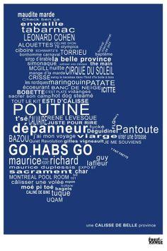 Un peu de vocabulaire de la Belle Province...