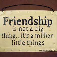 Resultado de imagen para friendship quotes