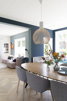 Home Living Room, Living Room Decor, Colorful Kitchen Decor, Sweet Home, Dining Room Design, Room Colors, Room Inspiration, House Design, Design Design