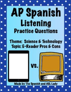 ap spanish language and culture review book