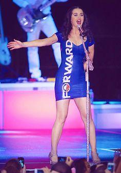 Justin's Political Corner | Katy Perry's a smoking hot Democrat. #KatyPerry