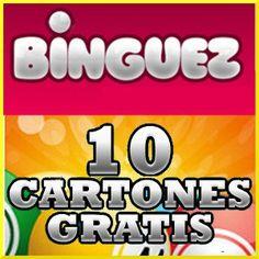 En Binguez.com recibes 10 cartones de regalo para jugar al bingo apenas te registras como usuario. Además de ello, el bonus de bienvenida incluye 100% extra de tu primer depósito de dinero, esto significa que si acreditas en tu cuenta $20 recibirás $20 más como obsequio. Así podrás jugar por $40 y aumentar tus chances de jugar y ganar premios.
