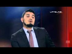 WATCH: Wassim Doureihi Fiery interview on ABC's Lateline over ISIS