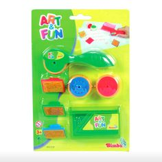 Simba Toys > 3y+ > Art and Fun Roller Stamp - Green | Shop Online