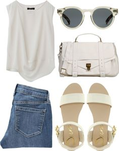 """wyte"" by livyyrosee ❤ liked on Polyvore"