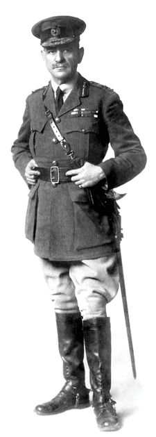 """General Sir John Monash: I'd heard about Monash, of course, but it wasn't until I read """"War letters of General Sir John Monash"""" that I discovered what a great man he was."""