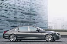 Mercedes-Maybach S 500 / S 600