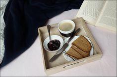 WER frühstückt gerne im Bett? Oder liest? Oder…  Ravensberger Matratzen - Natur Latex Matratze  prsample