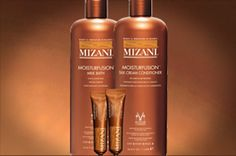 Mizani...love this shampoo & conditioner