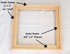 Simple DIY Wood Sign: four signs in one! – Emily's Project List - Simple DIY Wood Sign: four signs in one! – Emily's Project List The Effective Pictures We Offer - Wood Picture Frames, Picture On Wood, Diy Picture Frame, Wooden Frames, Diy Wood Projects, Wood Crafts, Vinyl Projects, Simple Diy, Easy Diy