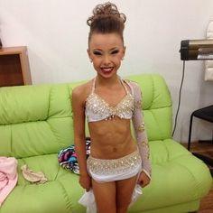 Sophia Lucia biggest dance inspiration