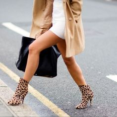 Booties that will make you say me-ow.