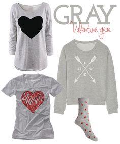 Gray Valentine gear | gray isgreat - Dirty Laundry - {the blog} #grayISgreat #gray #Valentine