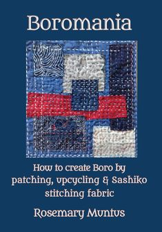 How to create boro with sashiko stitching. Embroidery Designs, Embroidery Stitches, Hand Embroidery, Embroidery Books, Simple Embroidery, Embroidery Supplies, Embroidery Jewelry, Knitting Stitches, Machine Embroidery