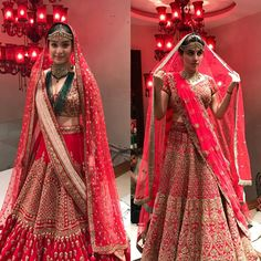 Bridal Outfits By MahaRani Couture