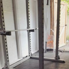 Rack is in  and so the building and moving continues  #homegym #powerlifter #powelifting #gainz #pridefightingfit #fitness #beardlife #bodysolid by lifterleslie