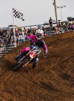 https://flic.kr/p/xY9LCj | Keeping Control | Moto Cross racing in Norman, Oklahoma.