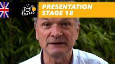 nice Presentation - Stage 18 - Tour de France 2017