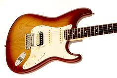American Standard Stratocaster® HSS Shawbucker™