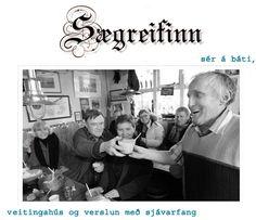 saegreigfinn    reykjavik, is