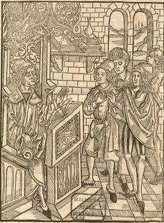 Brunschwig, Hieronymus: Dis ist das Buch der Cirurgia, Hantwirckung der Wund Artzney Augspurg, 1497 Ink B-931 - GW 5594  Folio 6