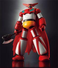 BANDAI SOUL OF CHOGOKIN GX-52 GETTER ROBOT 1 OAV BANDAI SOUL OF CHOGOKIN GX-52…