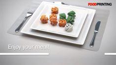 Print3d World: La NASA financia el desarrollo de una impresora 3D de comida