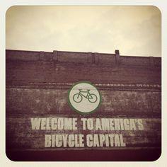 America's friendliest bike city #Portland
